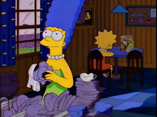 Bart Marge Pics