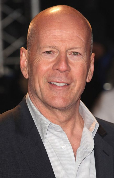 Happy Birthday to Bruce Willis who turns 65 today!
