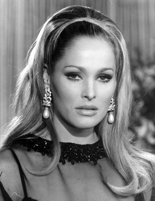 Happy Birthday to Ursula Andress who turns 84 today!