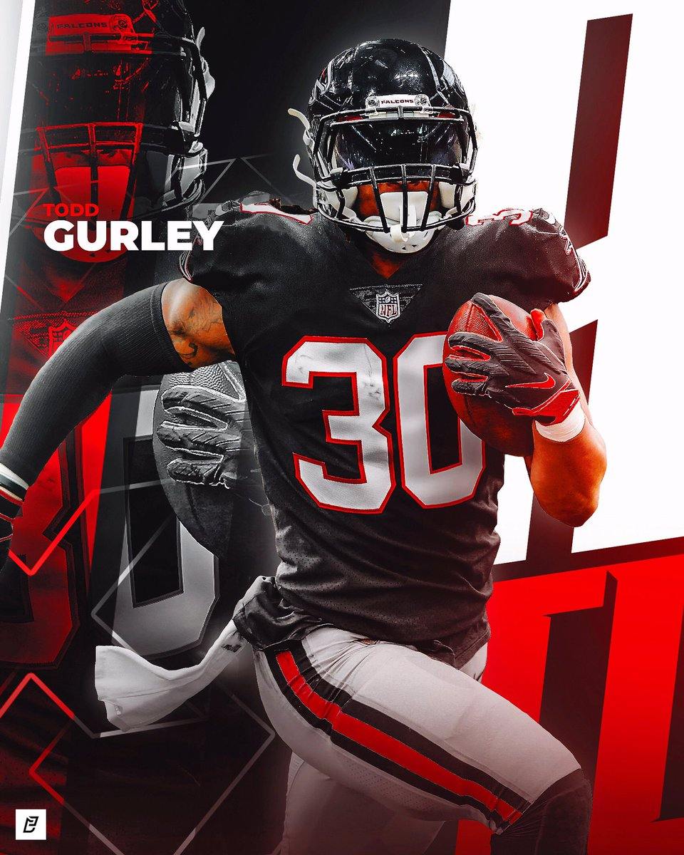 Enriqueproduction On Twitter Todd Gurley X Atlanta Falcons Tg3ii Atlantafalcons Trenches Jukecreative Smsports Nflfreeagency