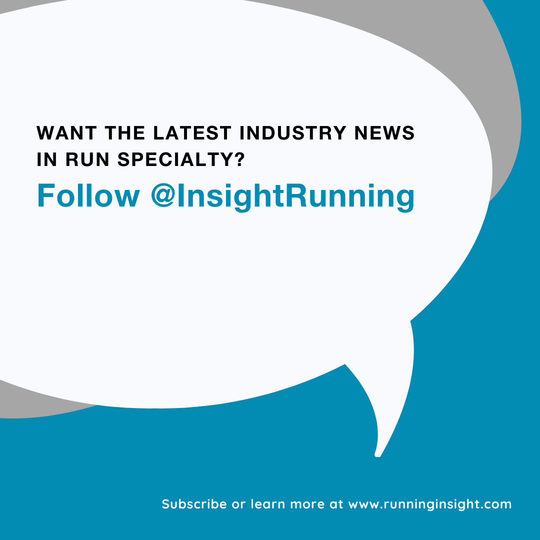 Don't forget to follow @InsightRunning for updates on new content!