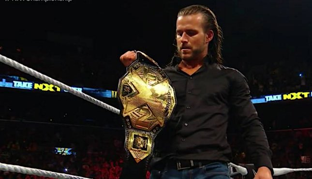 WWE Issues Statement On Adam Cole Becoming Longest Reigning NXT Champion