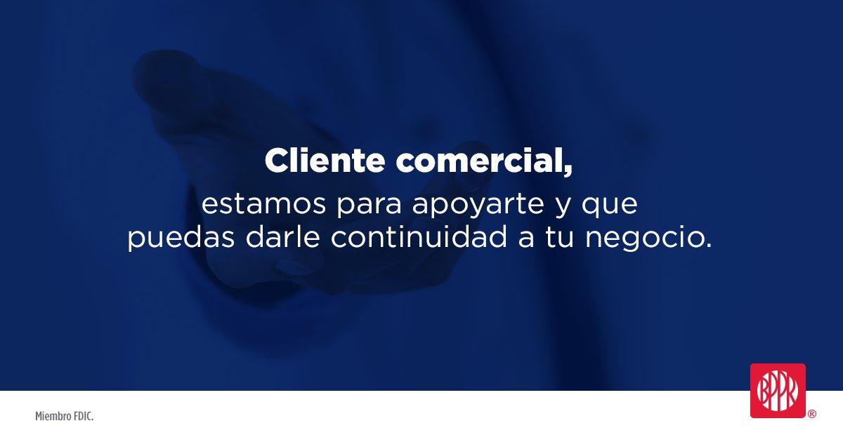 Conoce las herramientas bancarias que te ayudarán a mantener la continuidad operacional de tu negocio sin tener que visitar una sucursal. http://pop.pr/2U567qgpic.twitter.com/FEkH8KzQ0F