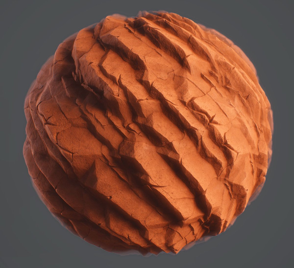 Flippednormals On Twitter Substance Designer Material Rock Pack By Michal Piekarski The Product Contains 8 Textures Pbr 8k Resolution Made From Scratch In A Substance Designer The Products Is Suitable For Use