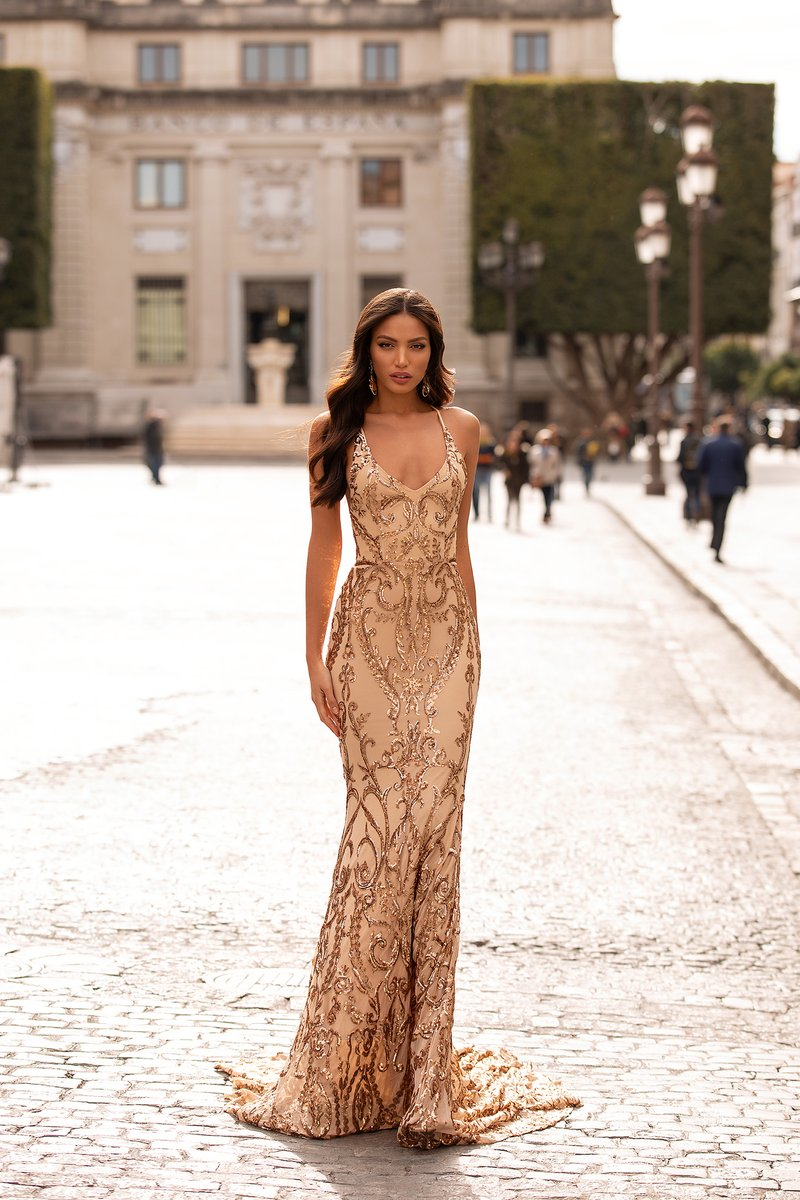 Be the epitome of a golden goddess in the Agata Sequin Gown.   Shop here: https://bit.ly/3b8e1ET  Buy Now & Pay Later Available AU / US / NZ / UK / CA.   #anluxe #prom #formaldress #formalgown #eveningwear #redcarpetpic.twitter.com/qMVF4mcR5X