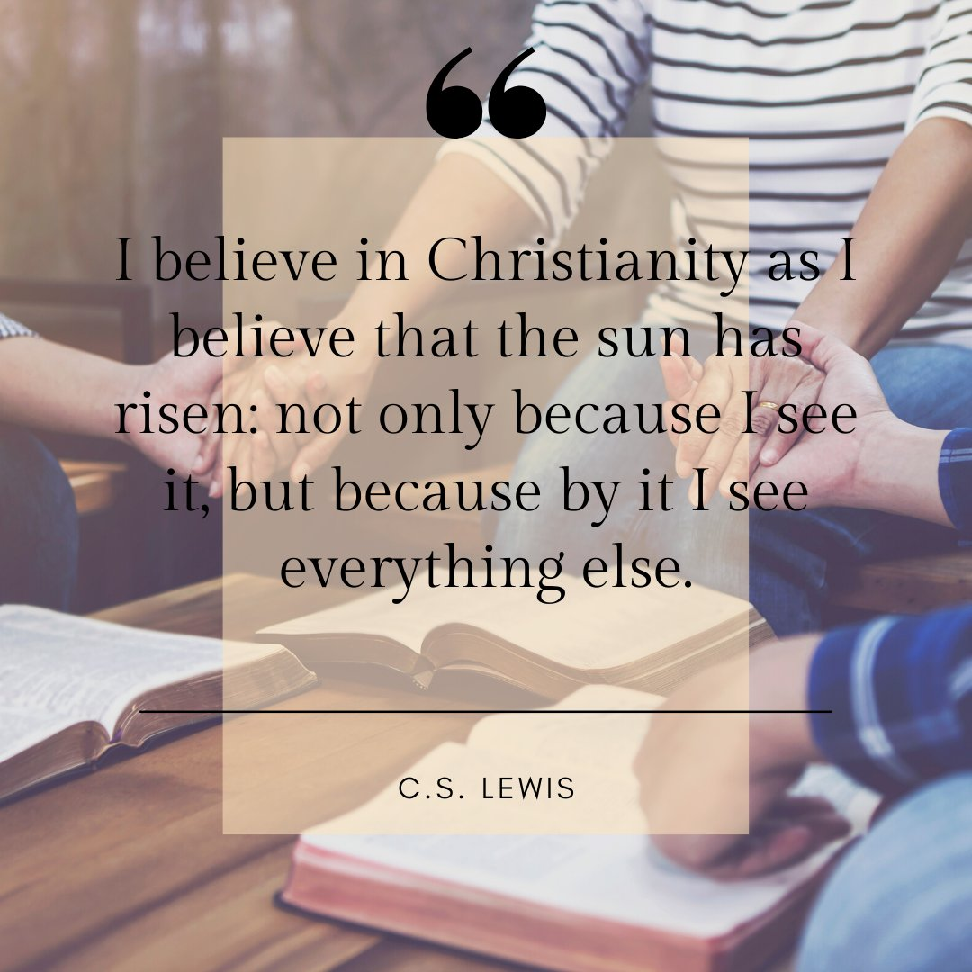 We believe in Christianity! ⠀ Comment a  if you agree. #GodIsGood  #podcasters  #radioshow #podcastshow  #newpodcast #podcastinglife #podcastaddict #podcastlove  #christianliving #jesuslovesyou #christianquotespic.twitter.com/E5ZdwjjL9g