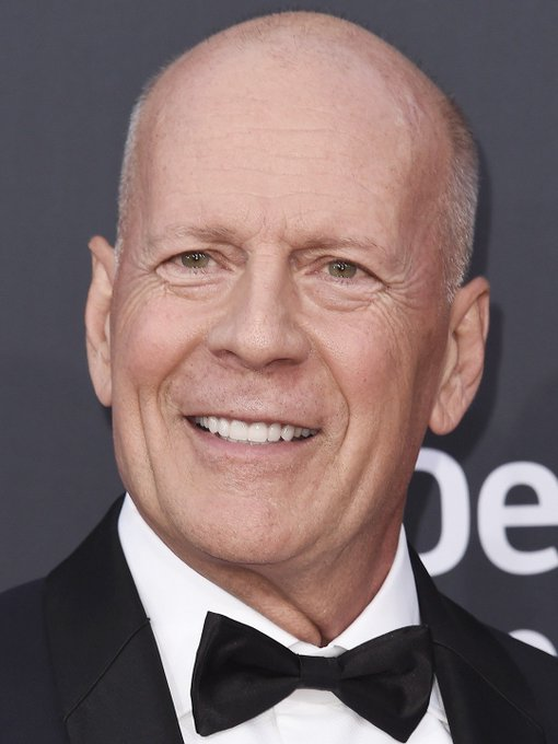 Happy 65th Birthday, Bruce Willis!