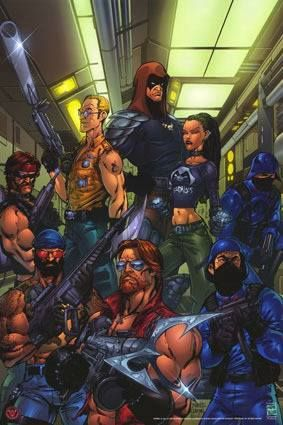27)The Dreadnoks, can offer an inside view, of mischief, mayhem, and carnage. How they are able to exist, with cameos of all listed. Of course some Joes would have to be involved, trying 2 figure out the illegal dealings. Can cross over w/ main series for big movie/series  @Hasbro