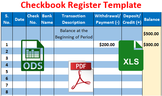 Bank Register Template Excel from pbs.twimg.com