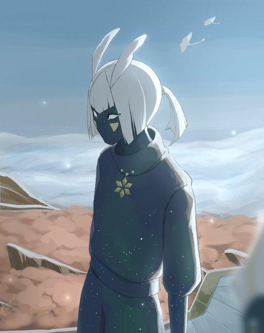 贈り物 の sky 究極