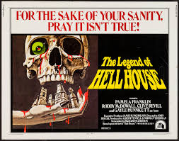 The Legend Of Hell House, @TalkingPicsTV, 10pm.