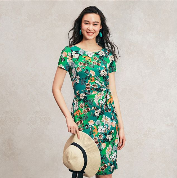 The sun is out in Tokyo, and there is no better way to step into Spring than with a spring in your step!  Have a happy Spring Equinox day from kay me.  #kayme #japanesebrand #madeinjapan #springequinoxday #springdress #spring #floral #floraldress #floralprintpic.twitter.com/dzFyHEvHmG