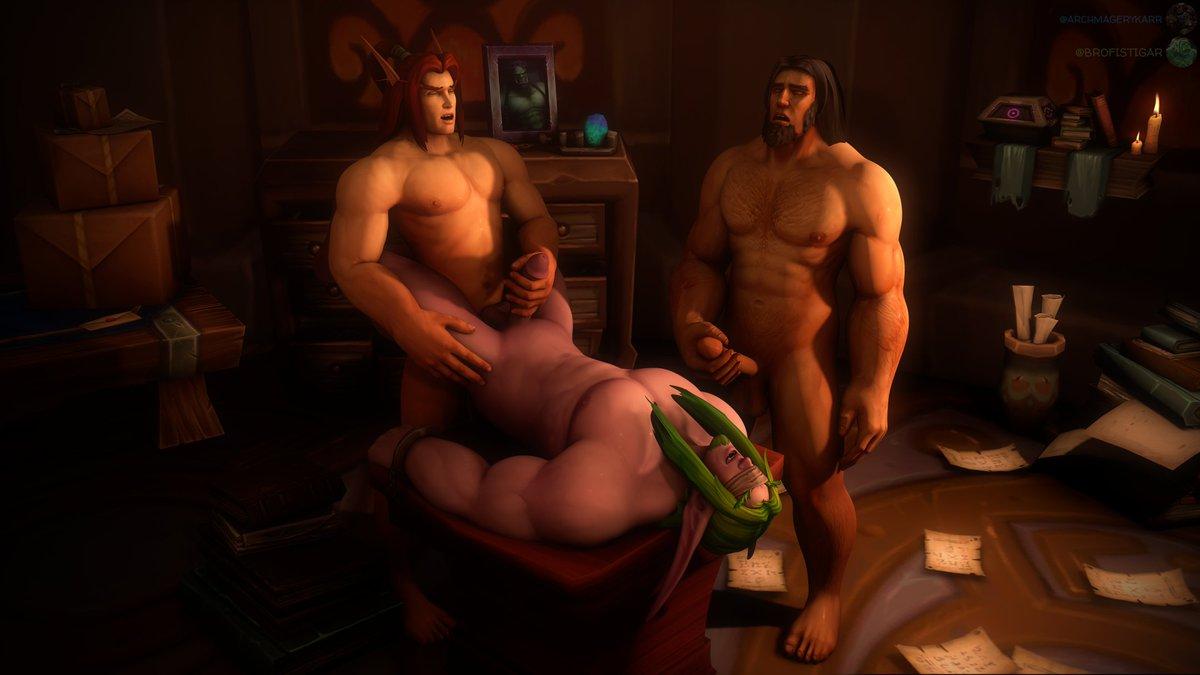 Elf Gay Nude