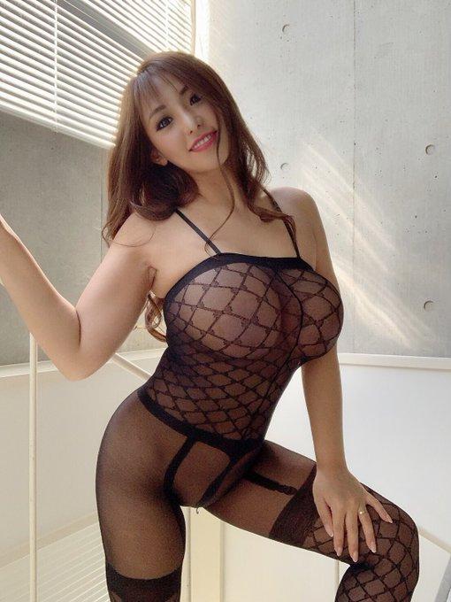 AV女優さくら悠のTwitter自撮りエロ画像53