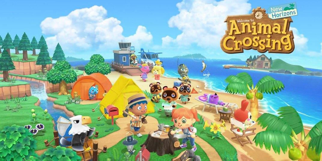 Tom Nook has let us open early today for Animal Crossing on Nintendo Switch @NintendoUK  Don't forget your trade ins to make it cheaper https://t.co/aNHKWAbsgt