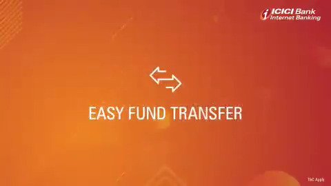 Now, you can transfer funds in a simple and secure way with #ICICIBank internet banking. Watch video now to learn how to transfer funds and bank seamlessly. #BankFromHome