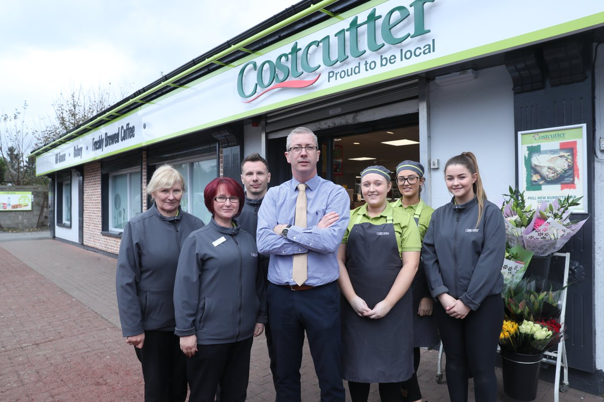 Shout out to team in Costcutter Rathfarnham for supporting our emergency services with free hot drinks until the 31st March in recognition of the priceless and vital services they have provided us all. #COVID19 #ThankYou https://t.co/Cn4GTKfI4j