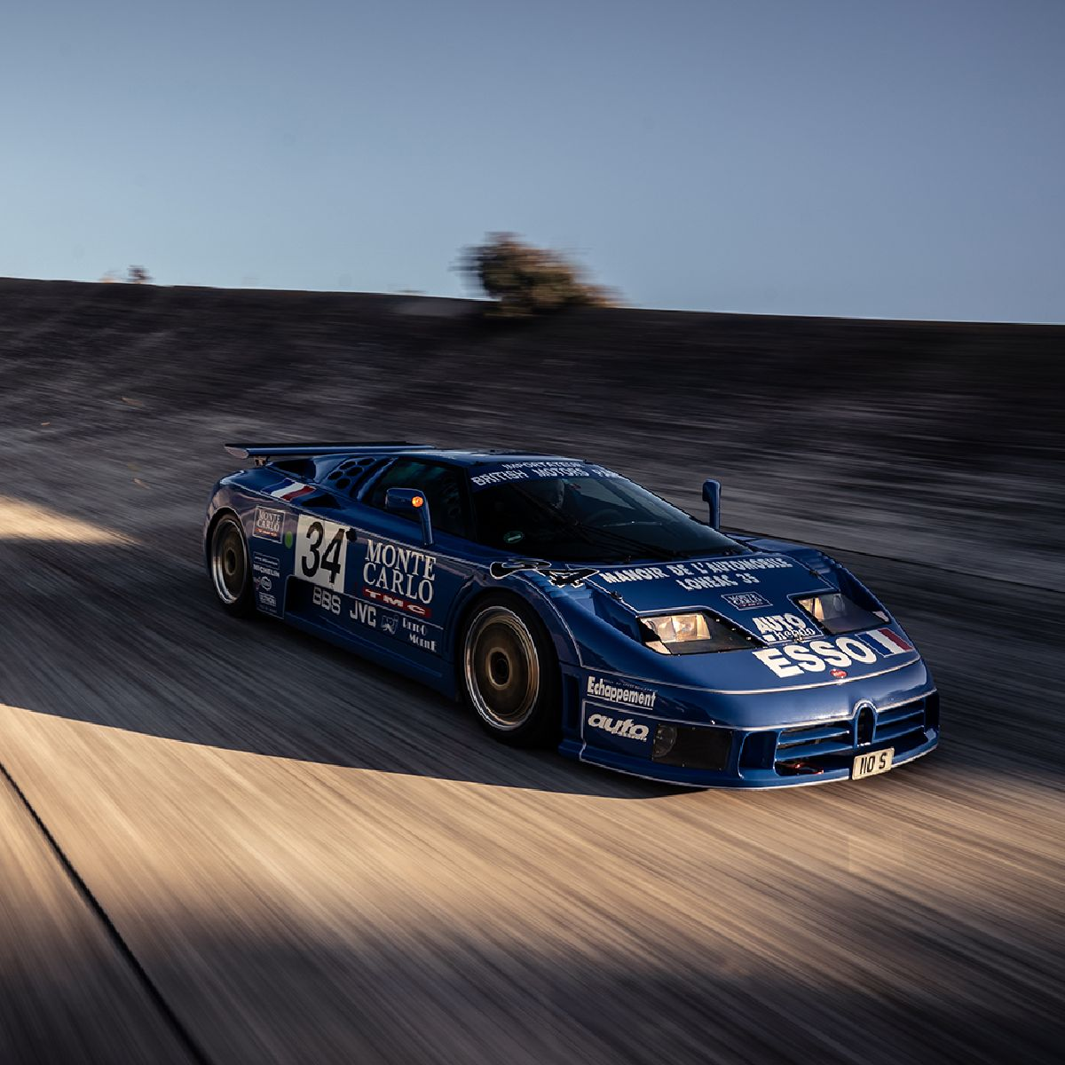 Top gear race across japan