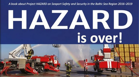 230 pages for anyone interested how #MadeWithInterreg #HAZARD project made firefighters, coastguards, policemen and others involved in rescue operations in ports around the #BalticSea more fit to save people and goods when accidents happen! #Interreg30 @EUSBSR #Interreg #BSR