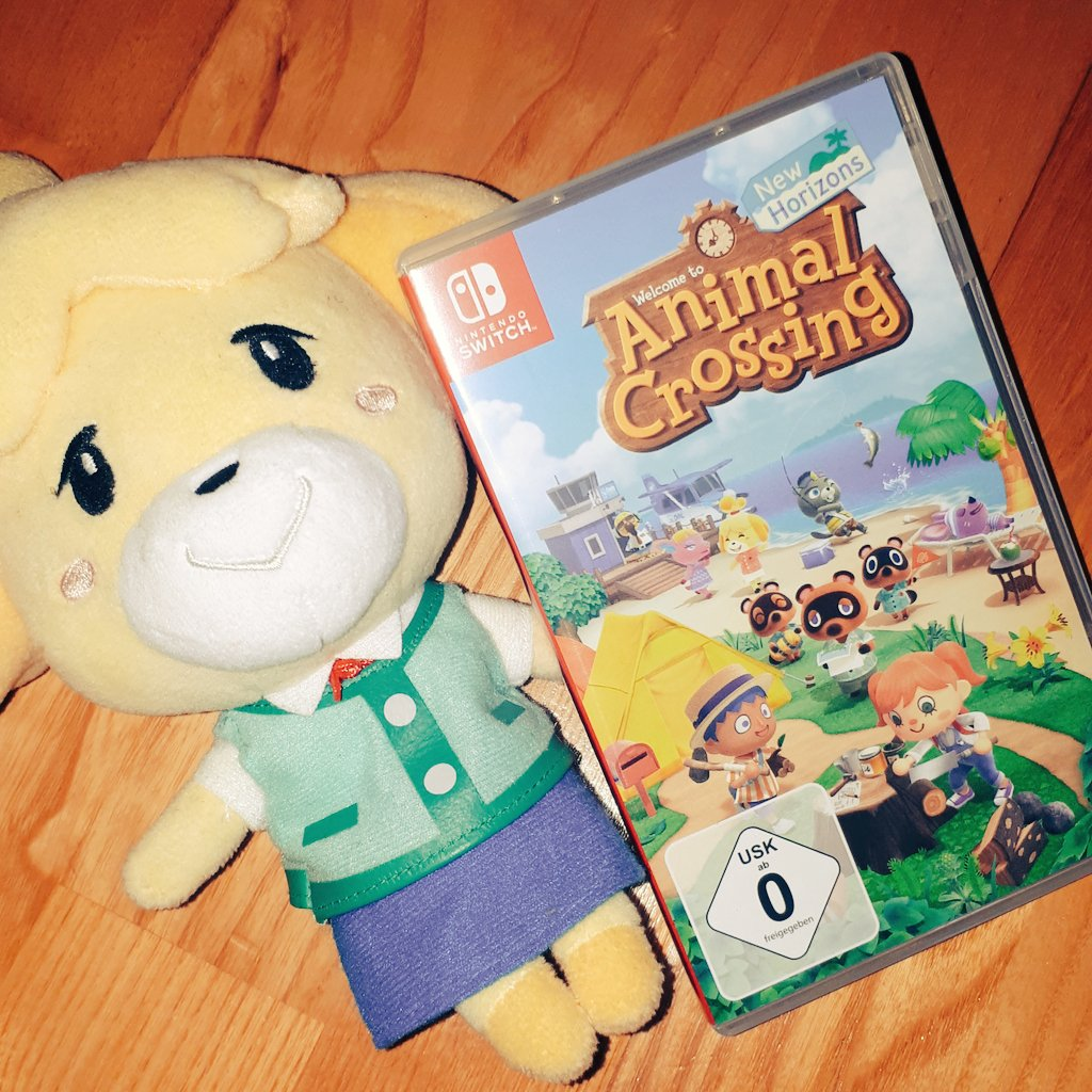 #AnimalCrossingNewHorizons