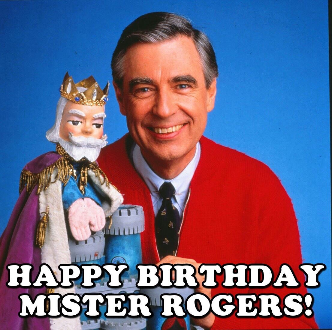 Happy Birthday Mister Rogers Live Episode Rick Lee James
