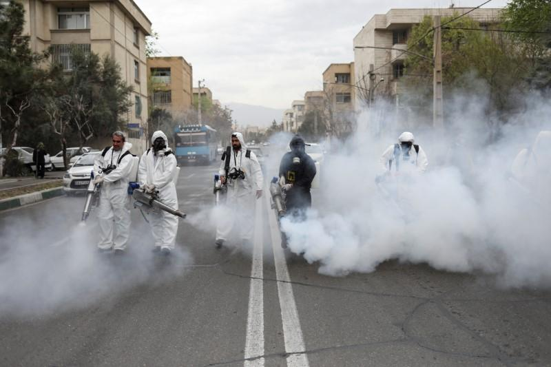 U.S. to Iran: Coronavirus won't save you from sanctions https://t.co/xksFH996GI https://t.co/CgJHK8aVuu