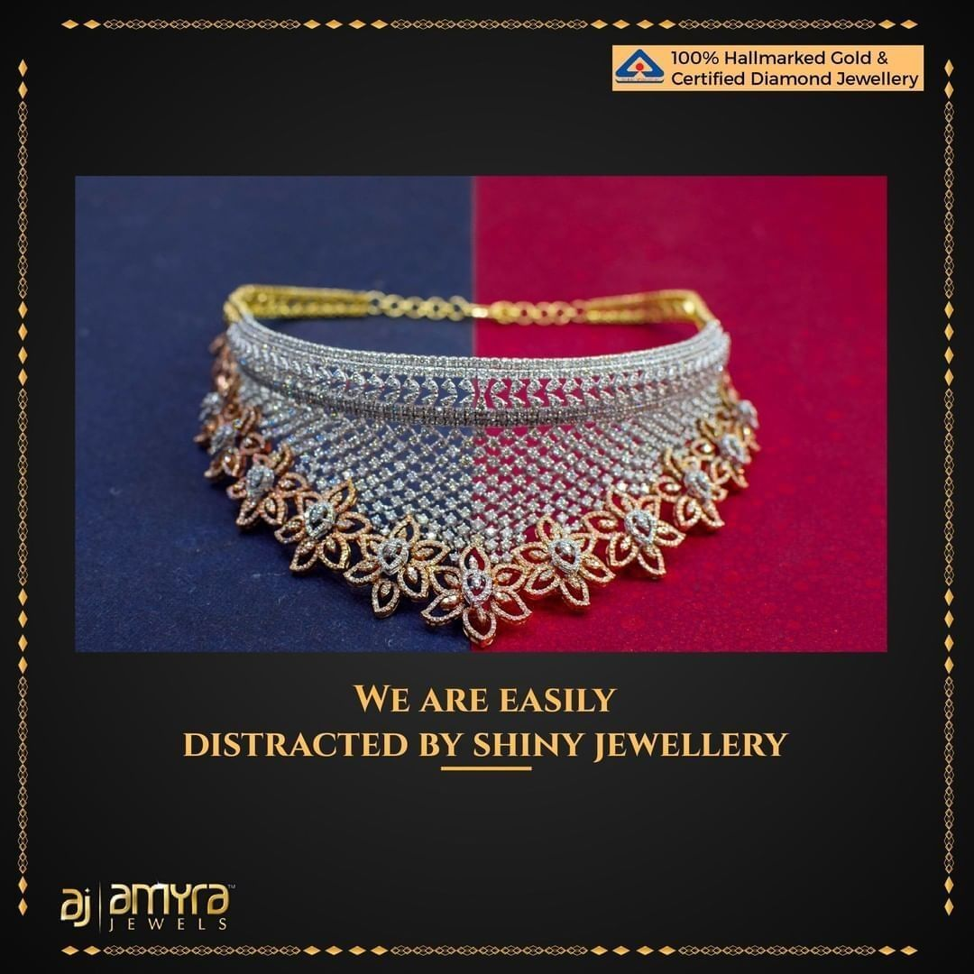 We are easily distracted by shiny jewellery.⁣⠀⠀  #AmyraJewels #AmyraJewellery #bangle #bangledesign #jewellery #mangalsutracollection #mangalsutras #oxidisedjewellery #designermangalsutra #templejewellery #mangalsutraquality #germansilverjewellery #gold #fashionpic.twitter.com/Z9xnzo1aVf