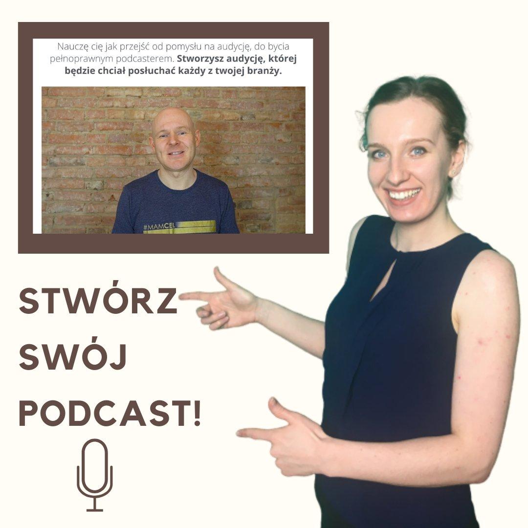 Chcesz nagrać pierwszy #podcast? Ten kurs Ci pomoże!  A gdy wpiszesz kod ANNAPRO przy zakupie to da Ci sporą zniżkę! https://bit.ly/3a7EAcZ  Dlaczego #polecam Ci ten #KursOnline ?Bo współpracuję z @MarcinHinz i jestem pewna, że robi świetną robotę!  #Porady #BiznesOnline pic.twitter.com/6h2N9SdOLH