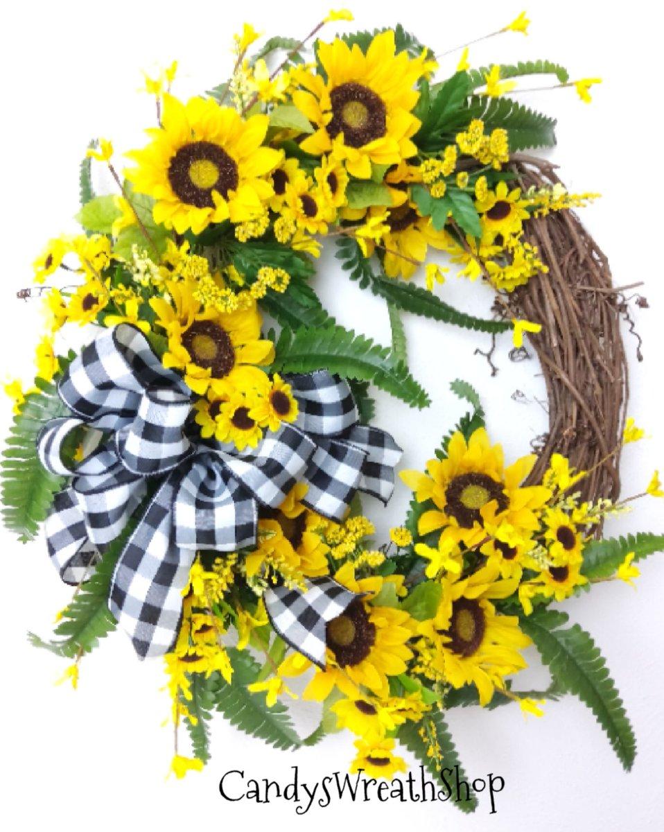 Candy Holmen Pa Twitter Sunflower Grapevine Wreath Spring Sunflower Wreath Floral Grapevine By Candyswreathshop Https T Co Gyk5izshjy Via Etsy Https T Co Pdcmxmgl14 Springwreath Springdecor Floralgrapevine Farmhousewreath Everydaywreath