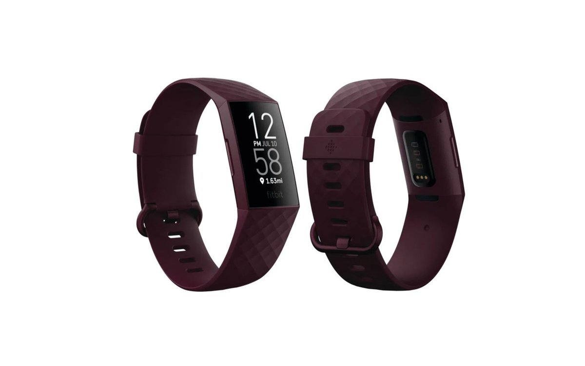 Fitbit Charge 4 leaks, looks a lot like the Fitbit Charge 3
