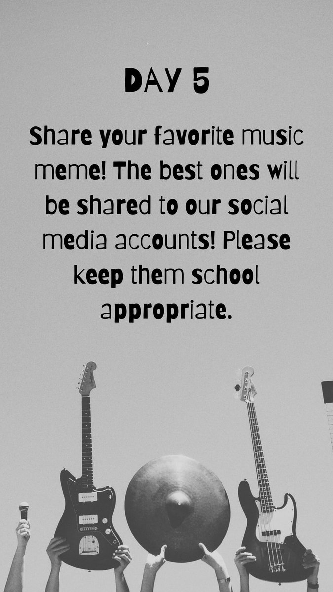 BHHS Music Department (@BHHSMusic) on Twitter photo 20/03/2020 16:41:56
