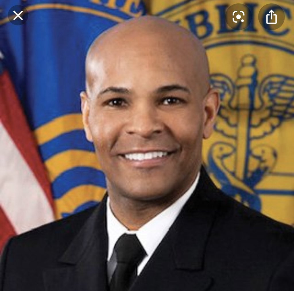 Exclusive interview tonight with US Surgeon General Dr Jerome Adams. On #TheStory Don't miss. 7 pm ET