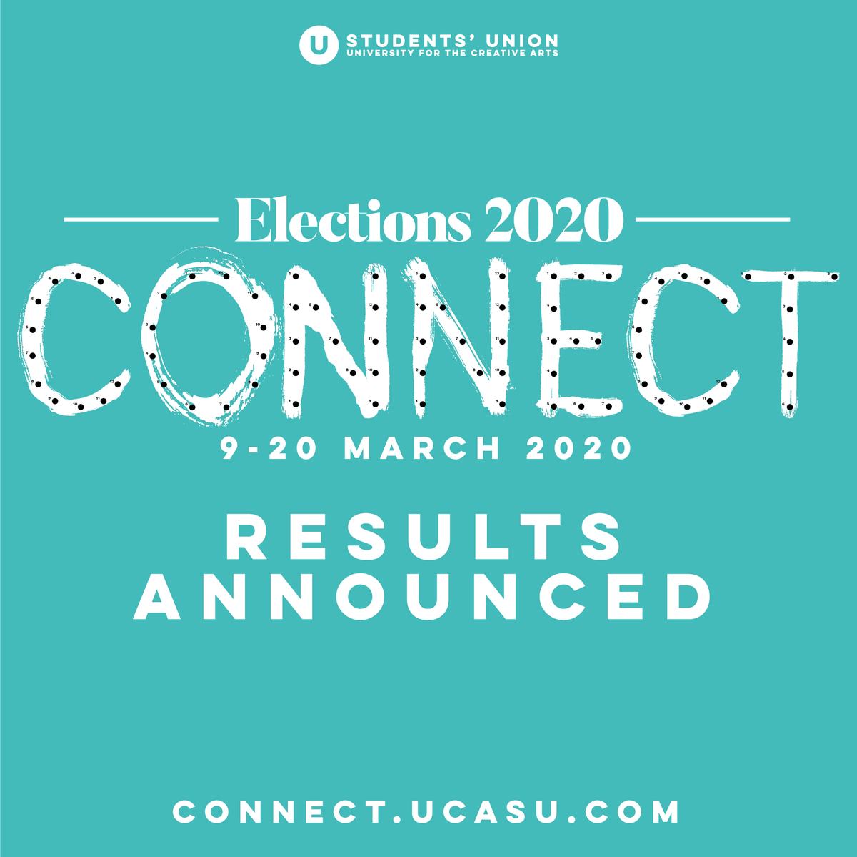 test Twitter Media - MARCH ELECTION RESULTS 2020 The candidates have campaigned long and hard and we're proud to announce the results of our annual election on our website. https://t.co/sdKlDGNSQK #ucasuelections2020 https://t.co/ITrPy56tkn