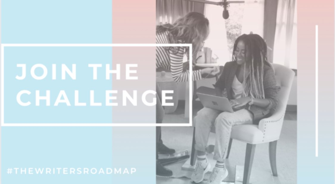 we're gonna be hosting a 7-day story writing challenge to power through this quarantine 💪🏿   challenge starts monday!  comment if you're joining with what kind of story you're going to write! https://t.co/iIRt2z29Ue