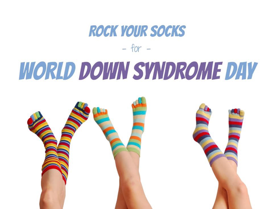 RT <a target='_blank' href='http://twitter.com/ECSE_IS'>@ECSE_IS</a>: Rock Your Socks for World Down Syndrome day tomorrow 3/21 <a target='_blank' href='http://twitter.com/APS_EarlyChild'>@APS_EarlyChild</a> <a target='_blank' href='http://twitter.com/ECSE_IS'>@ECSE_IS</a> <a target='_blank' href='http://twitter.com/TCSArlington'>@TCSArlington</a> <a target='_blank' href='https://t.co/gmuJxUCbAj'>https://t.co/gmuJxUCbAj</a>