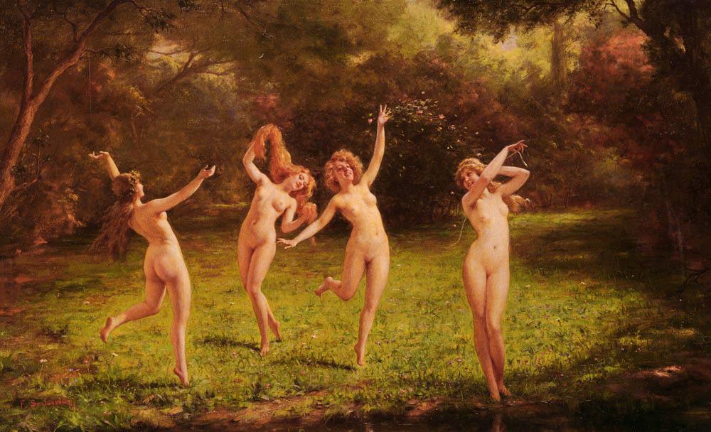 Oshkosh dancing nude