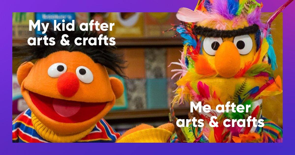 Homeschooling is an art.