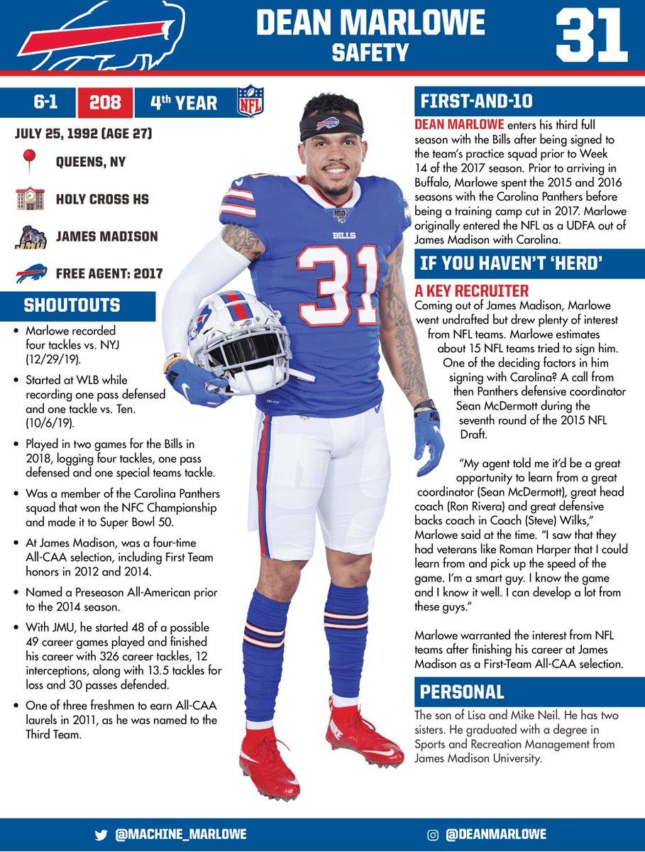 Buffalo Bills PR on Twitter: