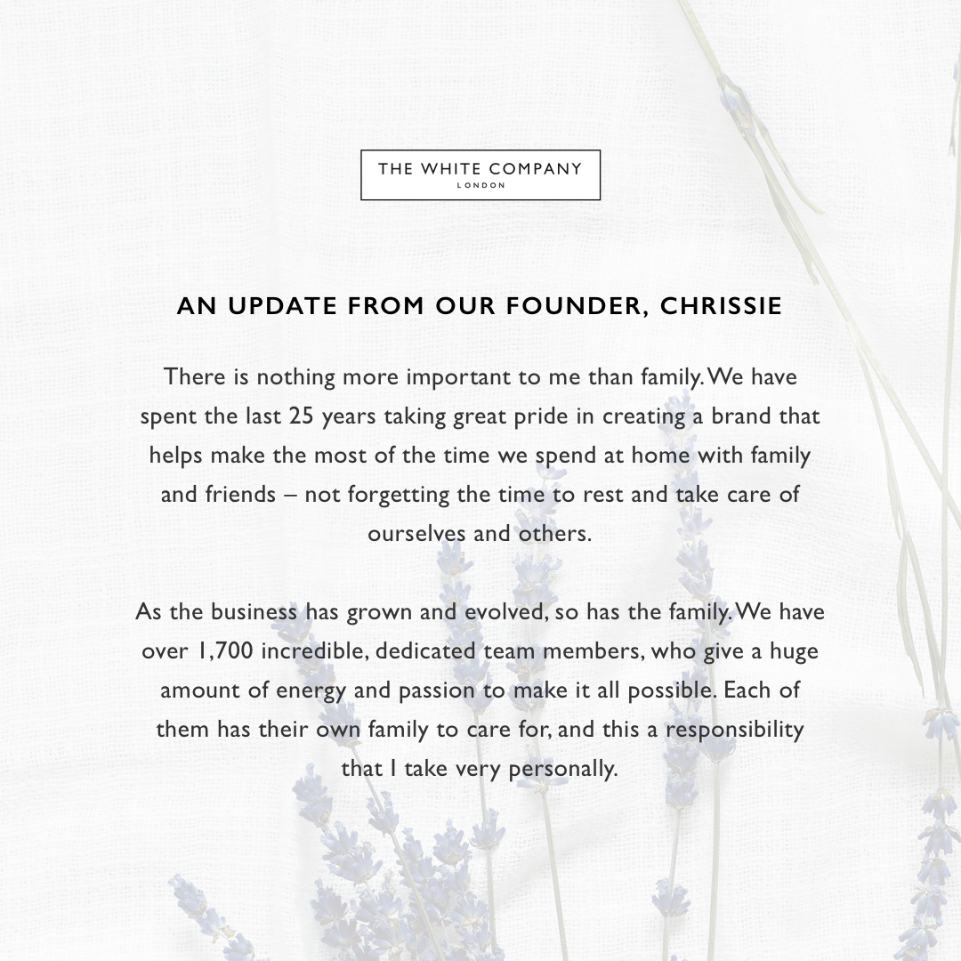 An update from our founder, Chrissie... https://t.co/M99NTPj8ln