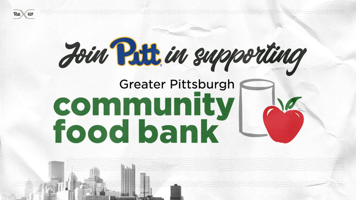 Our partners at @PGHFoodBank are working to feed our neighbors in need during the #COVID19 crisis.  For every $1 donated, the Food Bank is able to provide enough food for 5 meals to families in the #Pittsburgh region.  Visit http://pittsburghfoodbank.org to donate.  #H2P | #HailAsOne