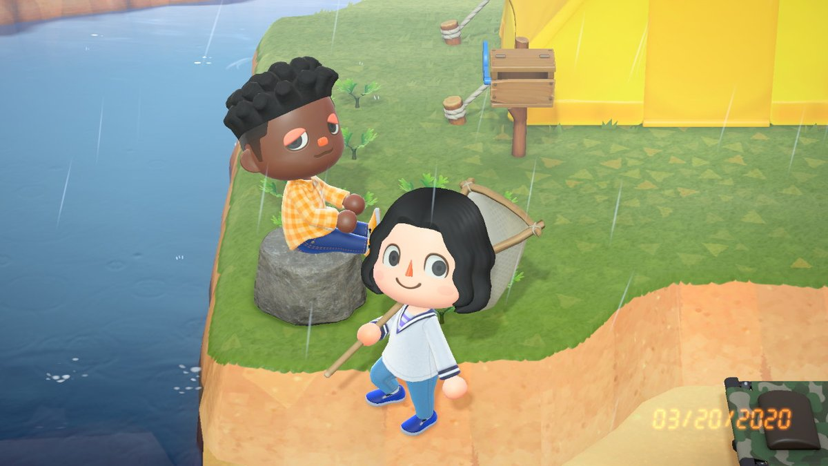 we out here @rebeccasugar #AnimalCrossing #ACNH #TomNook