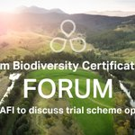 The #Biodiversity certification consultation will continue virtually! Sign up for a region-based forum or webinar here > https://t.co/2Xvu8G7Lry  @NationalFarmers @NRMRegions @AgForceQLD @NSWFarmers @VicFarmers @WAFarmers @QldFarmers @AusLandcare @AbCarbFndtn @DeptAgNews