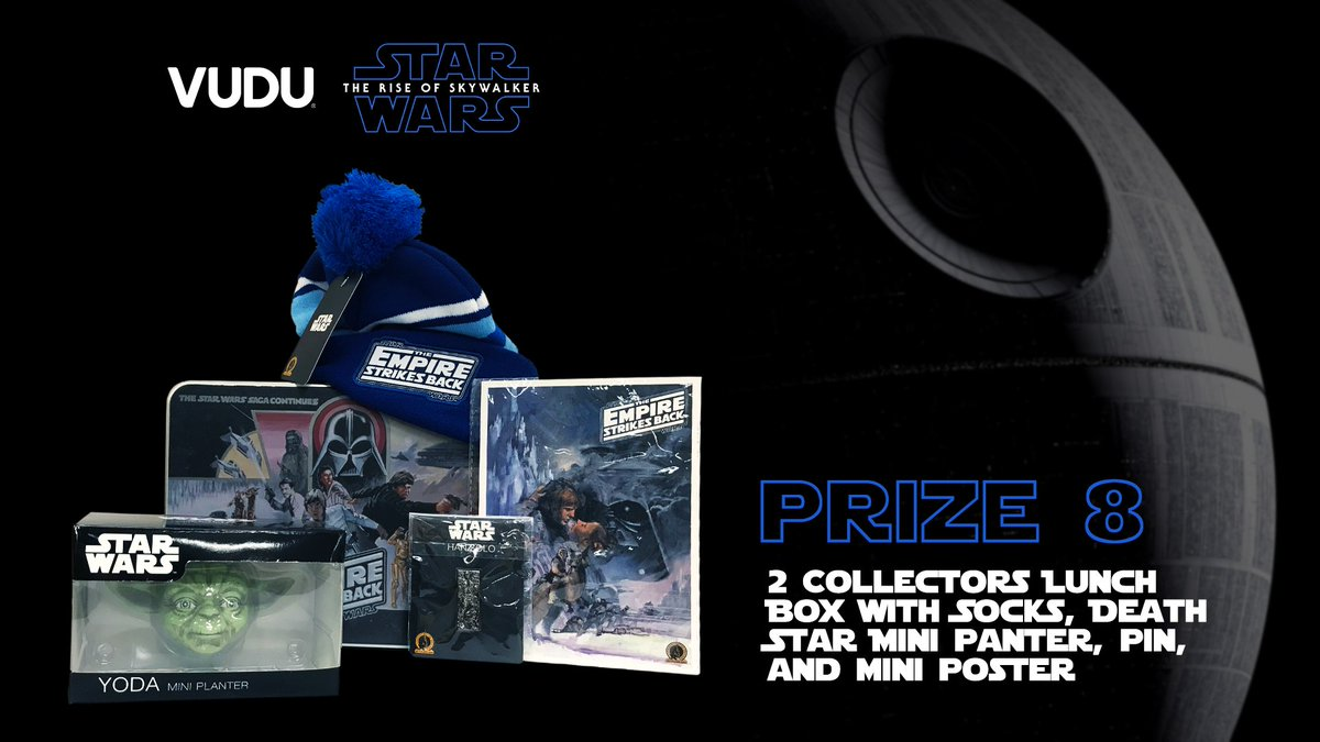 test ツイッターメディア - DUEL 8: Nerf Nuggets, Roasted Porg, Polystarch Bread, and a big cup of Bantha Milk. What's YOUR #StarWars universe dream lunch? Tag your reply #VuduViewingParty in the next 5 minutes to win 1 of 2 @StarWars Collector's Lunch Boxes. https://t.co/fkGyesODNI