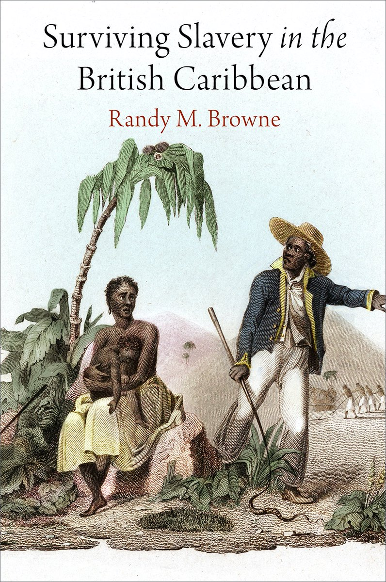 Book giveaway for SURVIVING SLAVERY IN THE BRITISH CARIBBEAN to celebrate the paperback release. Details: -follow me, like & retweet this post by Mon., Mar. 23, at 5pm EST -winner will be randomly chosen then & contacted -winner must have a US mailing address #BookGiveaway