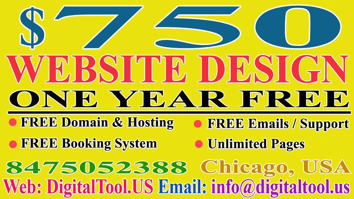 $750 WEBSITE DESIGN & DEVELOPMENT #websitedesigning #seo #websitedevelopment #websitedesign #website #websitedesigner #digitalmarketing #websites #webdevelopment #websitedesigners #design #websitebuilder #websitemaker #webdesign #websiteservices #websitedesigns #wwebsitemarketin<br>http://pic.twitter.com/BuFoxV5d5c