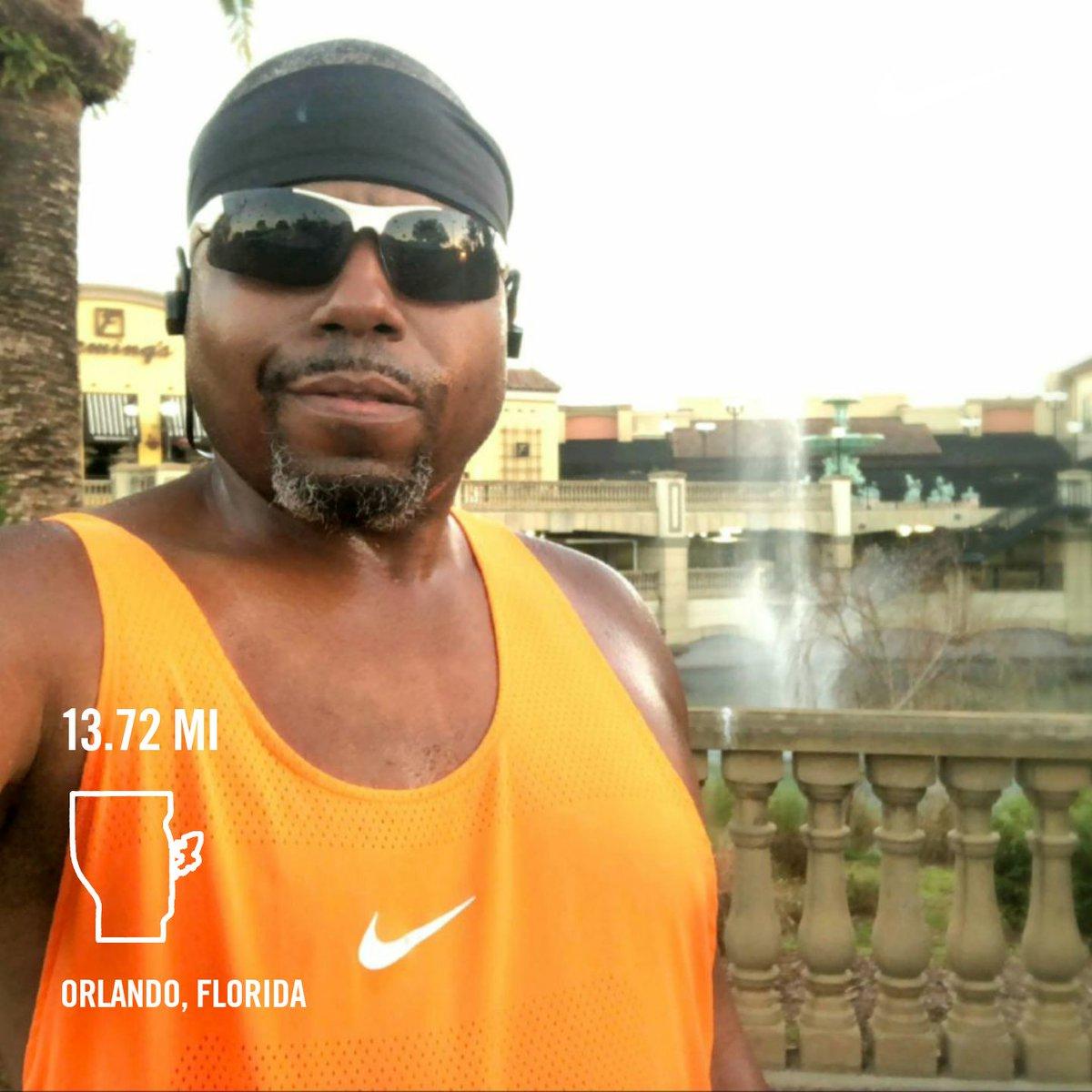 Ran 13.72mi with Nike Run Club #builtbyGOD #poweredbyJESUS #iserveaGreatGOD #TeamOJB #Autism #AutismDad #USArmy #USArmyRetired #blkmenrun #blkrunners #runforlife #nikeplus #TeamRWB #runningdad #nikerunclub #nikerunning #runplanet #run2020 #runnershigh #runtoinspire #runorlandopic.twitter.com/BY6R2g5w5B