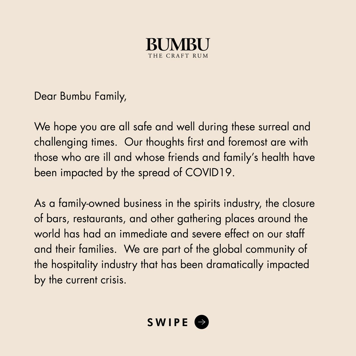 To our Bumbu Family - please stay well and at home as much as possible. US residents can order Bumbu for home delivery at the following sites:     We will continue to update you.