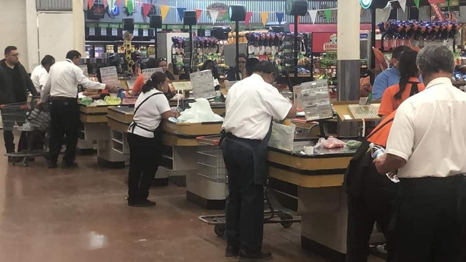 A cuarentena sin pagos, otros empacadores siguen trabajando