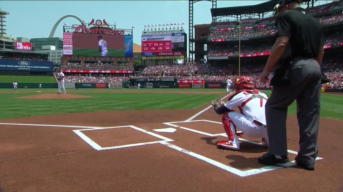 Relive Waino's gem against the Cubs now on FSMW and FSGO. #STLCards https://t.co/wcKSqiX2Zp