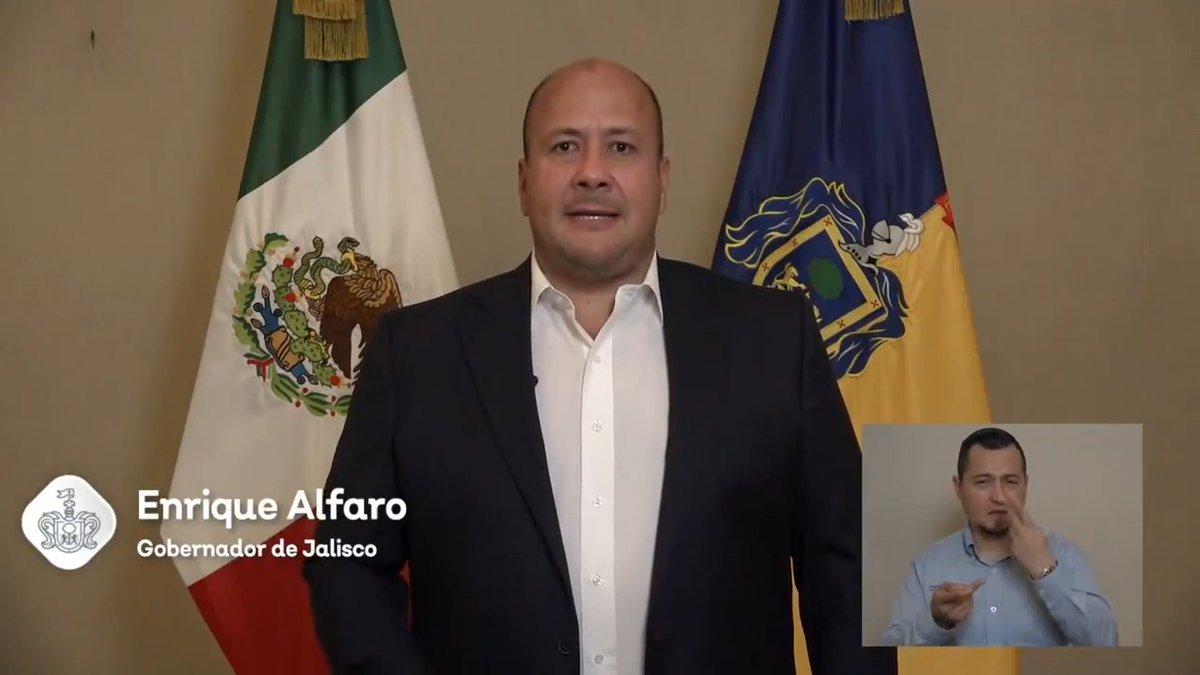 Este es un mensaje para todos los jaliscienses:   Los siguientes 5 días son decisivos para combatir al #coronavirus en Jalisco. Te pido que dediques 6 minutos para ver con atención este video y que nos ayudes a compartirlo: